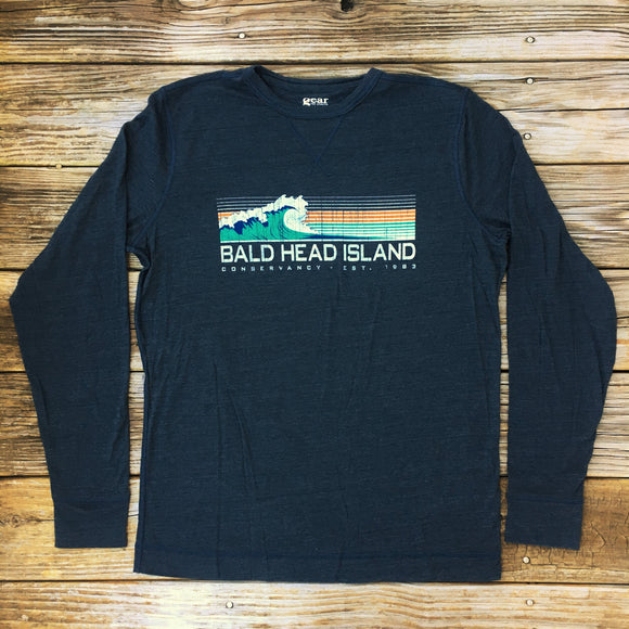 BHI Waves - Long Sleeve
