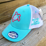 Youth Turtle Trucker Hat