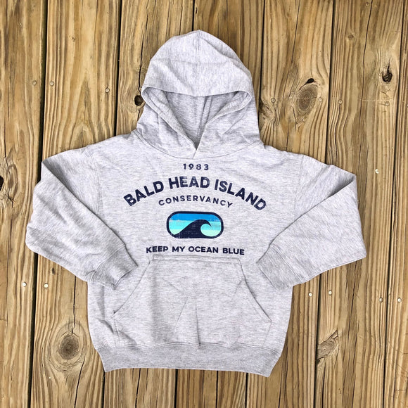 Outbound Wave Youth Hoodie