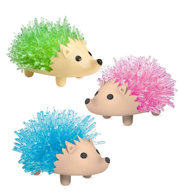 Crystal Hedgehog Grow Kit