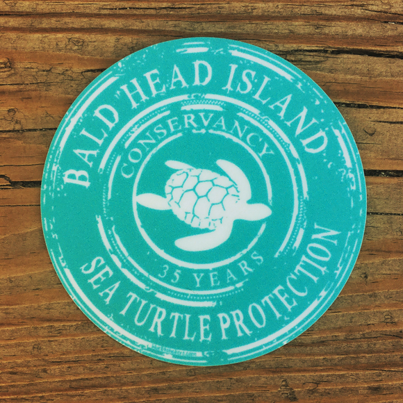 Sea Turtle Protection Sticker