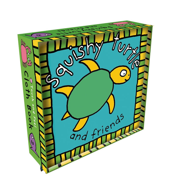 SQUISHY TURTLE BOOK