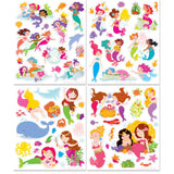 Magical Mermaids Sticker Activity Tote