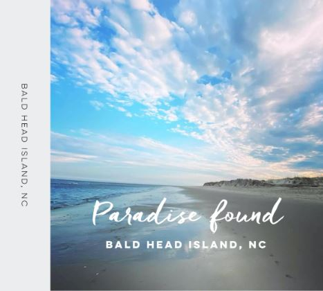 BHI Paradise Found Photo Book