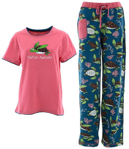 Turtle PJ Top