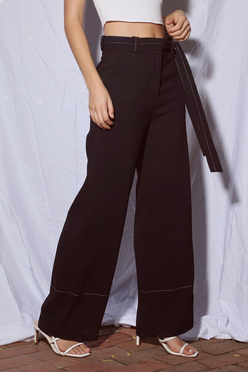 Stacey Wide Leg Trouser