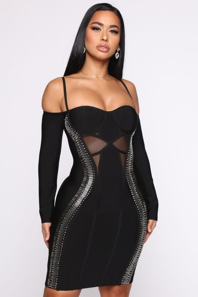 Bianca Bandage Dress