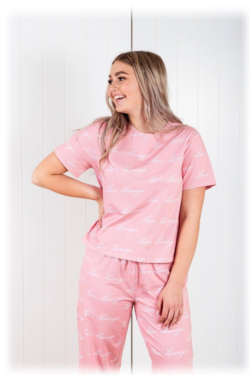 Luxe Loungewear Breagha Set