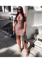 Load image into Gallery viewer, Savannah Bodycon Dress