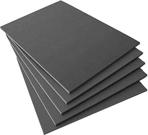 XPS Foam Underlay 5mm Wood and Laminate Underlay (1 Pack (9.76m2))