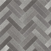Megatex Grey Chevron - Direct Flooring & Beds