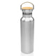 20 oz. Wood Top Stainless Steel Bottle
