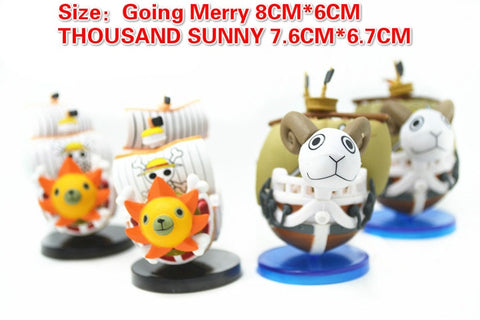 sunny and merry one piece ships