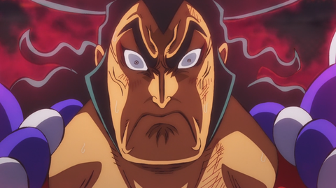 Oden-anger-one piece 970