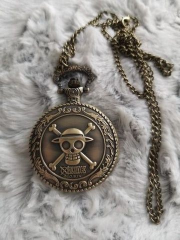 Pocket Watch-One Piece-Anime