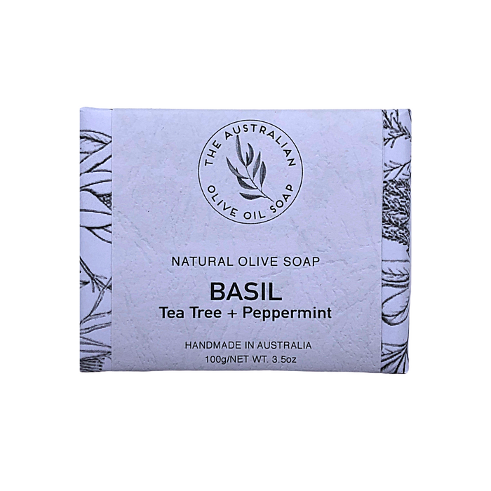 BASIL Tea Tree + Peppermint
