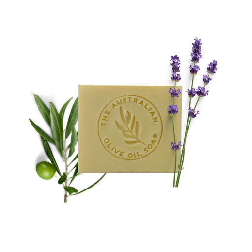 LAVENDER - The Australian Olive Oil Soap