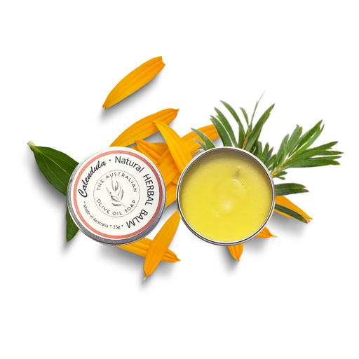 CALENDULA Tea Tree balm - The Australian Olive Oil Soap