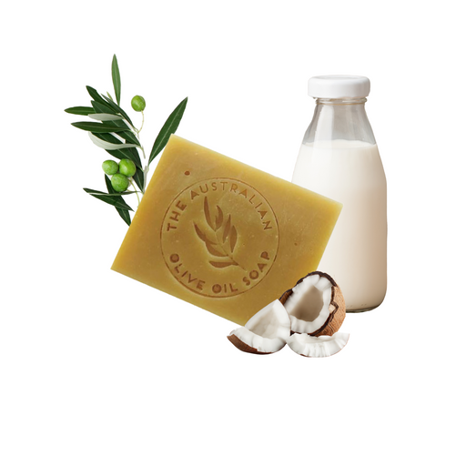 Goat milk - The Australian Olive Oil Soap