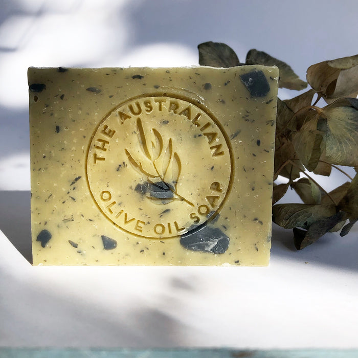 EUCALYPTUS Peppermint - The Australian Olive Oil Soap