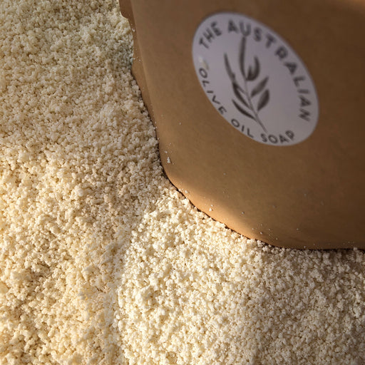 TEA TREE Peppermint Natural Laundry Powder - The Australian Olive Oil Soap