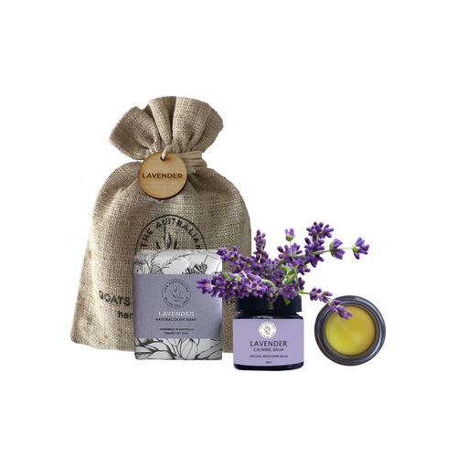 Lavender Gift Pack No.2 - The Australian Olive Oil Soap