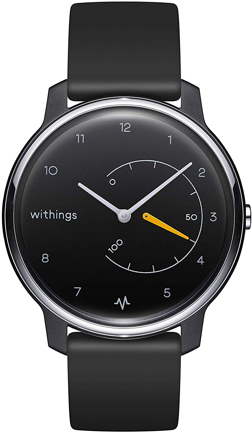 Withings Move ECG - Activity & Sleep Watch with ECG Monitor - Brand New