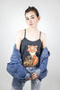 FOXY Lady 70s Retro Cami Tank Top