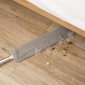 Bedside Dust Brush Long Handle Mop