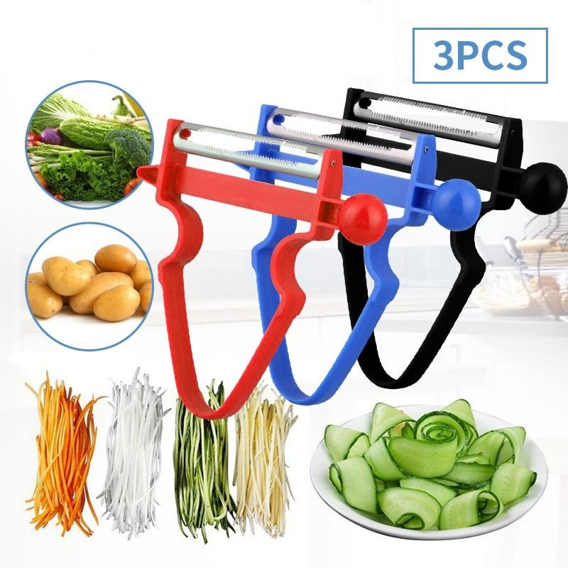 3 PCS ULTIMATE MAGIC TRIO PEELER