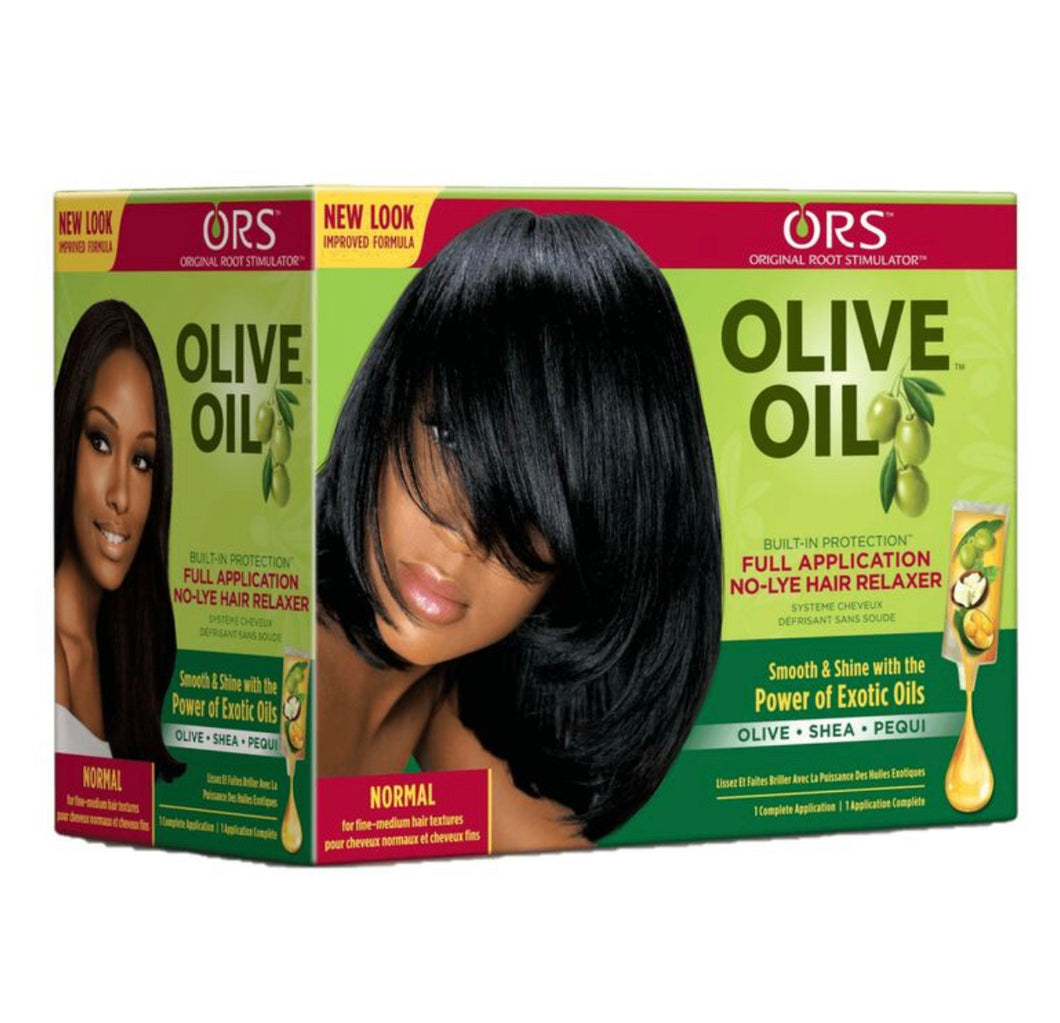 ORS Olive Oil Full Application No Lye Relaxer Normal Strength