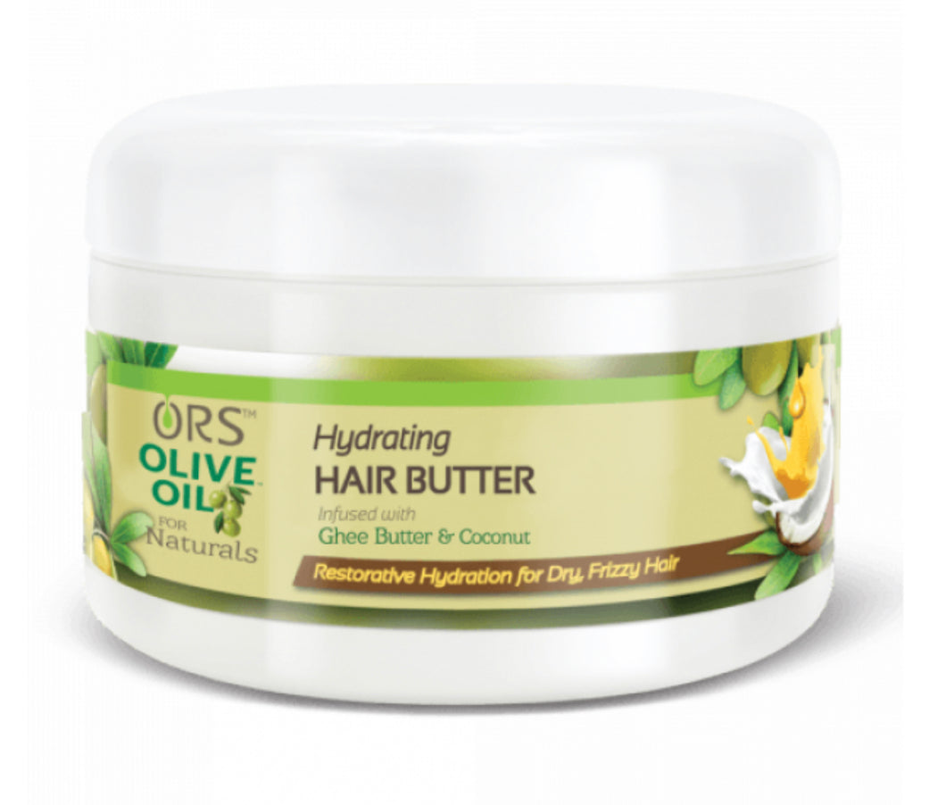 ORS Olive Oil For Naturals Hydrating Hair Butter 4 oz