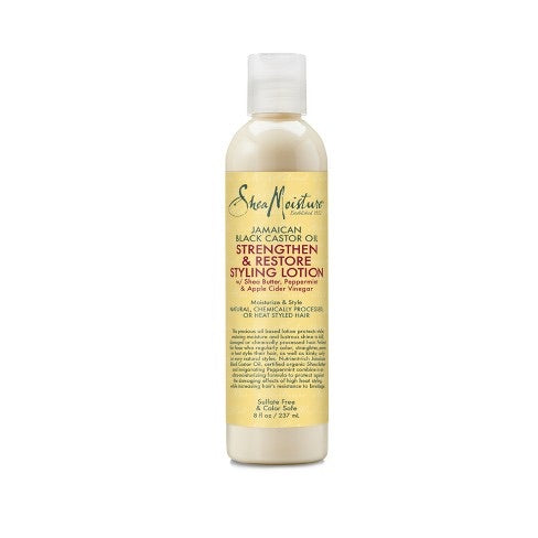 SheaMoisture Jamaican Black Castor Oil Strengthen & Restore Styling Lotion 8 oz