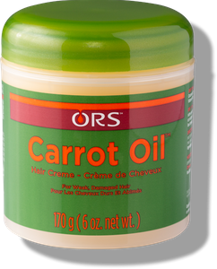 ORS Carrot Oil Hair Creme 6 oz