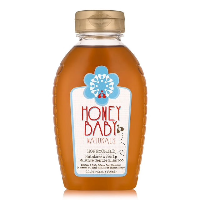 Honey Baby Naturals HoneyChild Moisture Balance Gentle Shampoo 11.25 oz