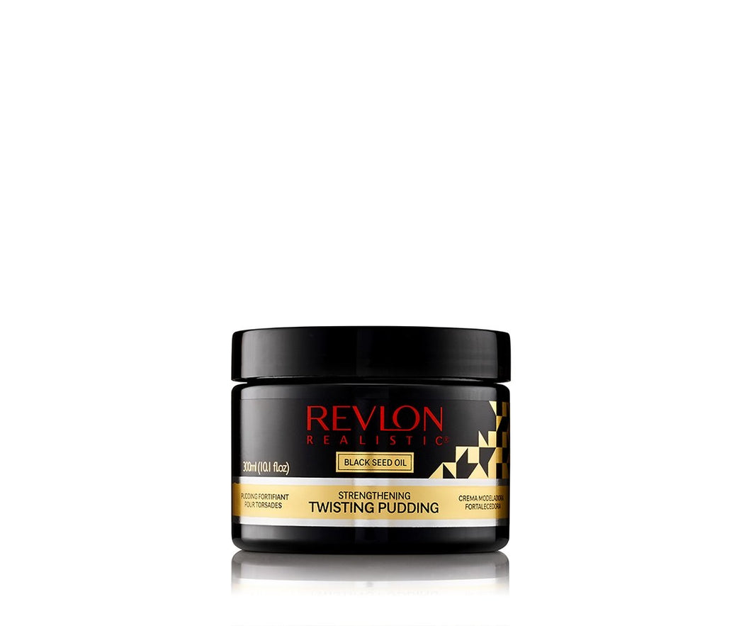 Revlon Realistic Black Seed Oil Strengthening Twist Pudding 10.1 fl oz