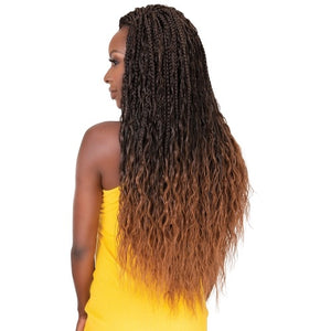 Janet Collection Nala Tress Messy Box Braid 24""