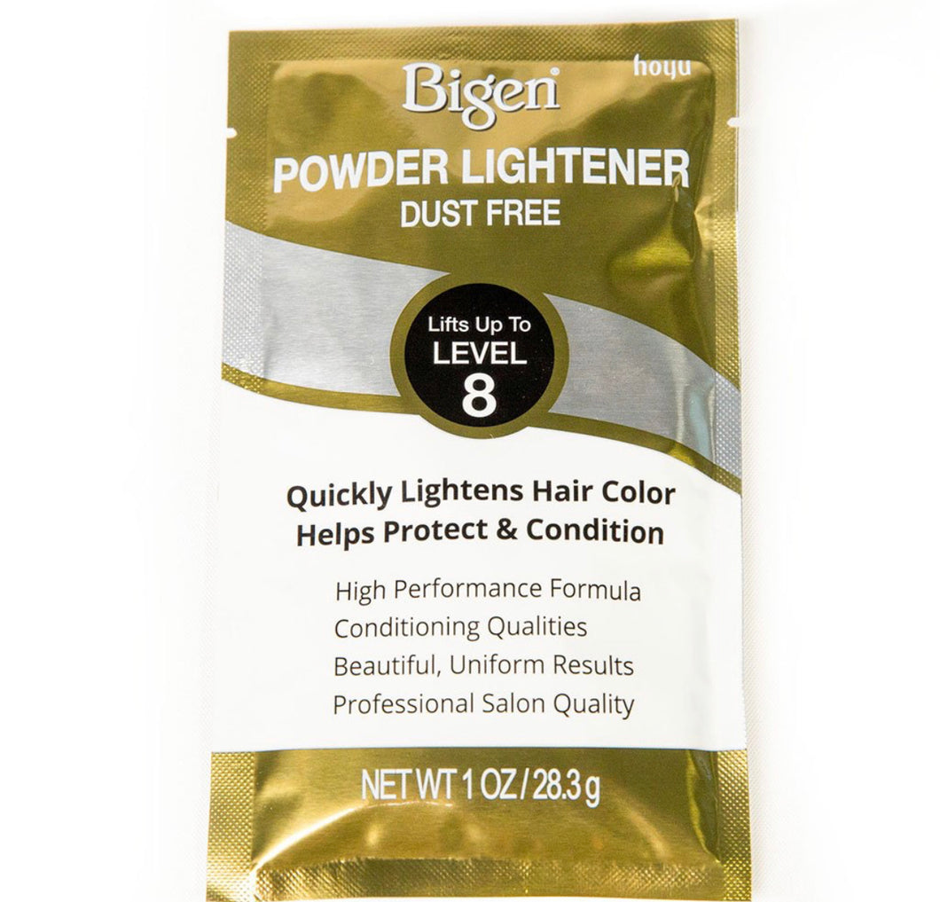 Bigen Powder Lightner Level 8 pack 1 oz