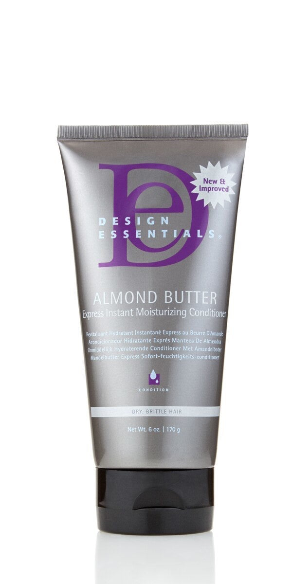 Design Essentials Almond Butter Express Instant Moisturizing Conditioner 6oz