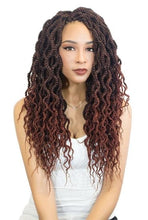 Load image into Gallery viewer, Urban Beauty Curly Box Braids 18""