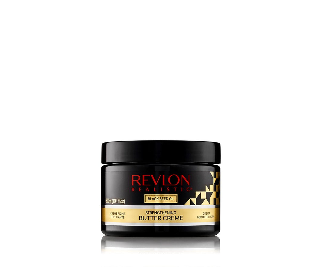 Revlon Realistic Black Seed Oil Butter Cream 10.1 fl oz