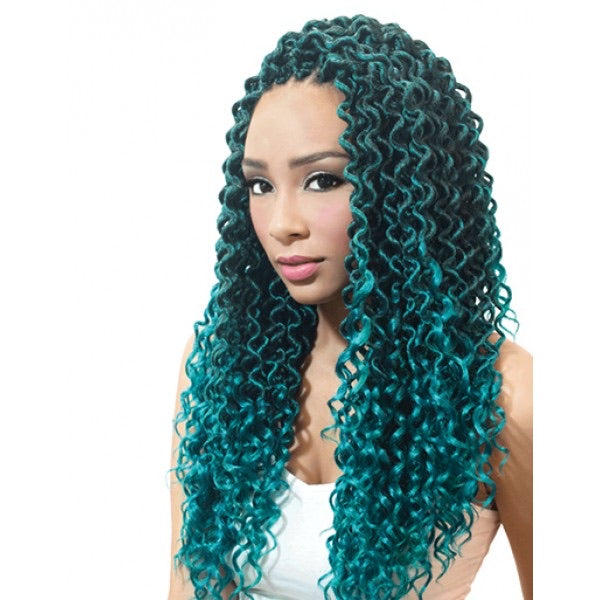 Urban Beauty Naturall Goddess Curl Locs 18""