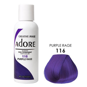 Adore Semi Permanent Hair Color 4 oz