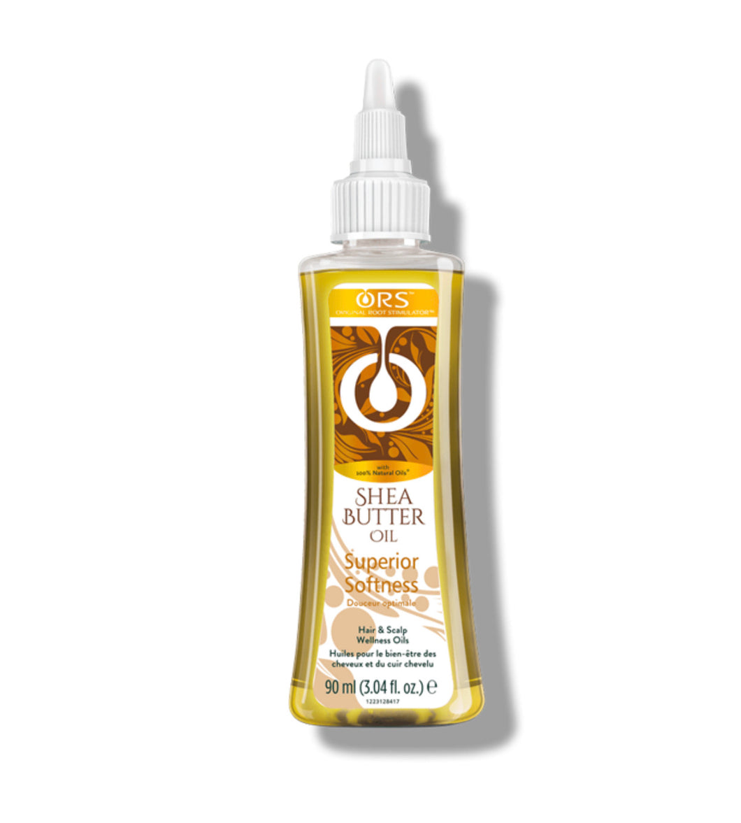 ORS Shea Butter Hair & Scalp Wellness Oil 3.04 fl oz