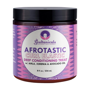 Soultanicals Afrotastic Curl Elastic Deep Conditioner 8 fl oz
