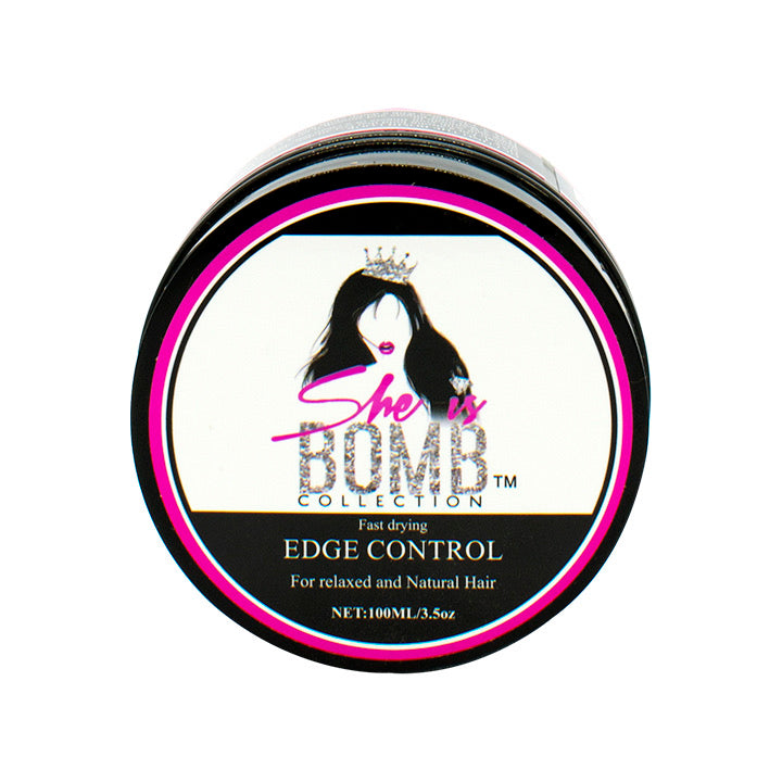 She Is Bomb Edge Control 3.5 oz