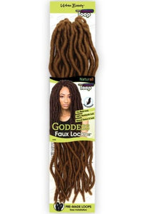 Urban Beauty Goddess Faux Locs 18""