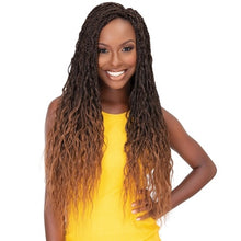Load image into Gallery viewer, Janet Collection Nala Tress Messy Box Braid 24""