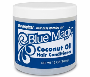 Blue Magic Coconut Oil 12 oz