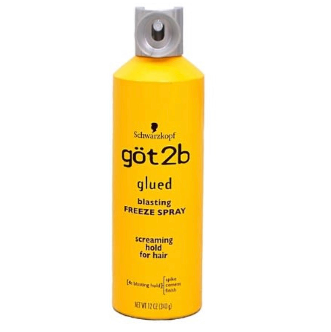Got 2 B Blasting Freeze Spray  12 oz